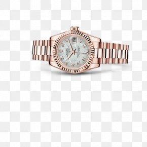 Rolex - Rolex Datejust Counterfeit Watch Bezel PNG