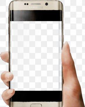 Metal Selfie - Apple Background PNG