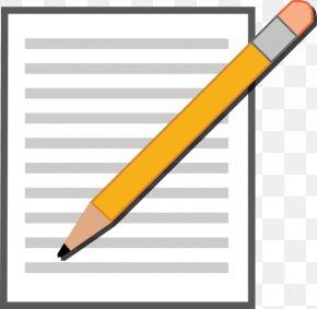 Edit Writing Cliparts - Editing Free Content Clip Art PNG