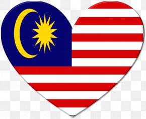 Malaysia - Flag Of Malaysia Clip Art PNG