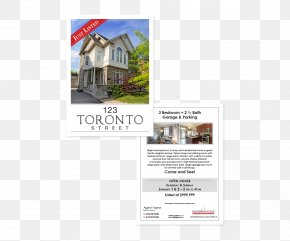 Marketing Postcard - Property Real Estate Advertising Post Cards Marketing PNG