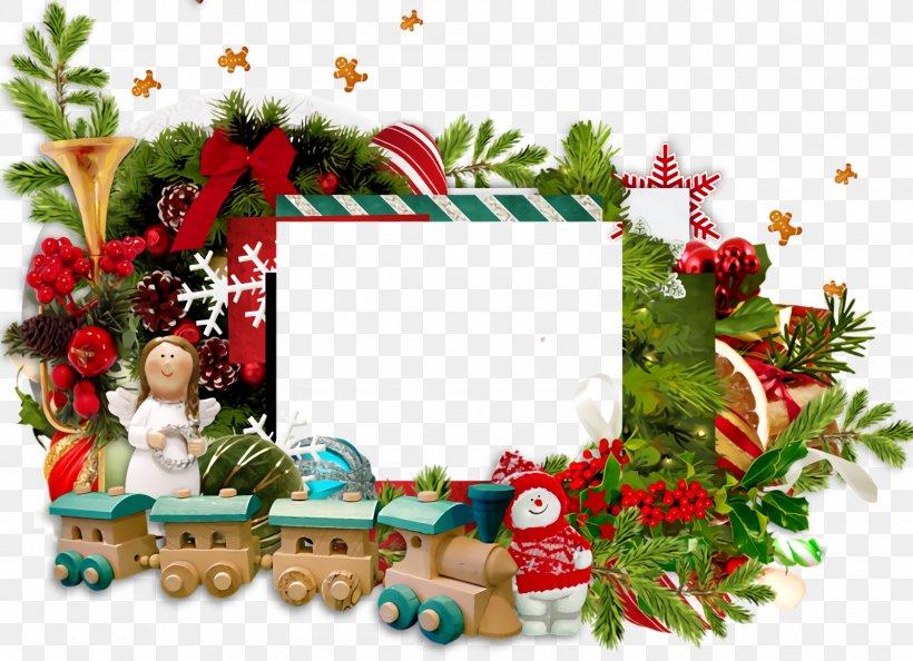 Frame Christmas Border Christmas Decor