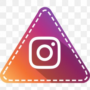 Social Application - Instagram Logo Social Media PNG