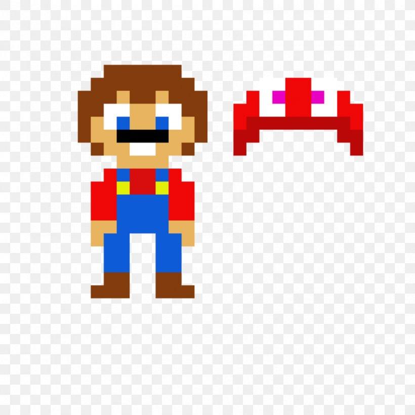 Super Mario Odyssey Mario Bros Pixel Art Png 894x894px Super