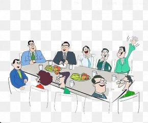 Meeting Dinner Party - Dinner Icon PNG