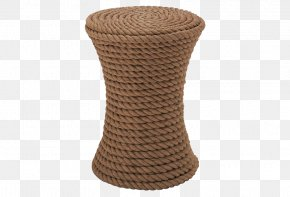 Southeast Asia Rattan Stool - Table Stool Ottoman Chair Furniture PNG