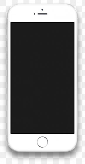 6 Apple Cell Phone - IPhone 6 Smartphone Feature Phone PNG