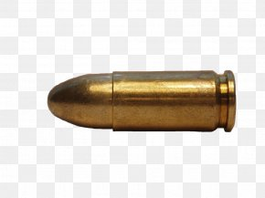 Gun Bullets Image - Bullet Computer File PNG