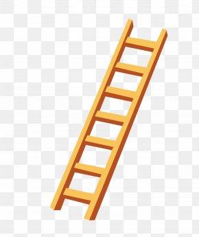 Yellow Ladder - Tangyuan Ladder PNG