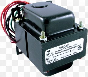 Power Transformer - Transformer Voltage Electronic Component Electronics Power Converters PNG