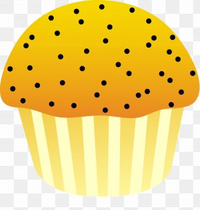 Blueberry - Muffin Clip Art Openclipart Cupcake Blueberry PNG