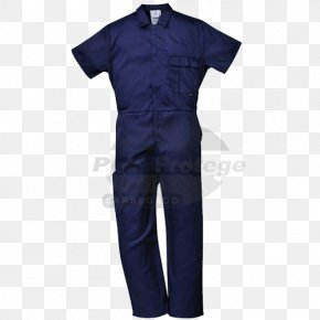 Suit - Overall Tracksuit Sleeve Boilersuit Pocket PNG