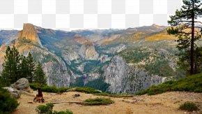 California National Parks - Yosemite Falls Yosemite Valley Yellowstone National Park Grand Canyon National Park PNG