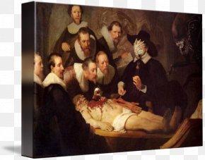 Predators Vs Alien - The Anatomy Lesson Of Dr. Nicolaes Tulp Painting The Anatomy Lesson Of Dr. Deijman Science PNG