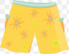 Swimming - Trunks Swimming Pool Swimsuit Clip Art PNG