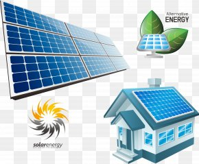 Solar Energy-saving Design - Solar Energy Solar Power Solar Panel Renewable Energy PNG