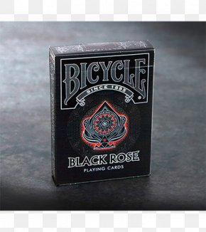 Playing Card Black - Bicycle Playing Cards Card Game United States Playing Card Company Collectable Trading Cards PNG