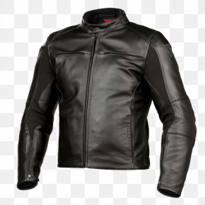 Jacket - Leather Jacket Motorcycle Clothing PNG