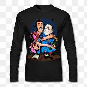 Long Sleeve T Shirt - T-shirt Itachi Uchiha Sleeve Clothing PNG