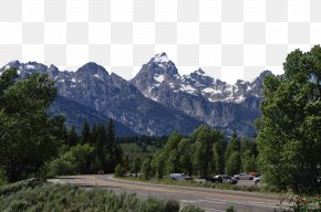 Grand Teton Park Area - Grand Teton National Park Mount Scenery Tourist Attraction PNG