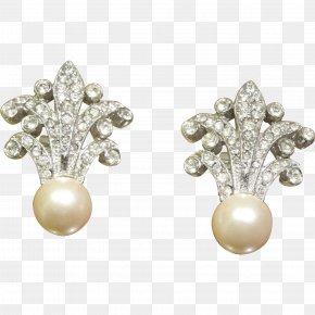 Jewelry Store - Pearl Earring Body Jewellery Jewelry Design PNG