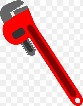Pipe Wrench Clipart - Pipe Wrench Plumbing Clip Art PNG