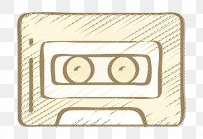 Metal Technology - Cassette Icon Free Icon Hipster Icon PNG