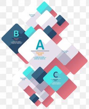 Letter Color Block Business Design Template Vector - Graphic Design PNG