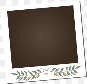 Coffee With Cards - Library Brown Picture Frame PNG
