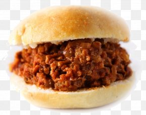 Sloppy Joe - Sloppy Joe Pulled Pork Barbecue Domestic Pig Slider PNG