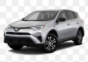 Toyota - 2018 Toyota RAV4 Hybrid Compact Sport Utility Vehicle 2018 Toyota RAV4 LE PNG