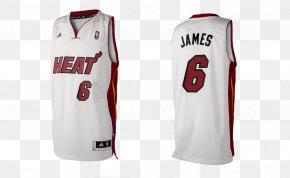 Basketball Jerseys - Miami Heat T-shirt NBA Basketball Jersey PNG