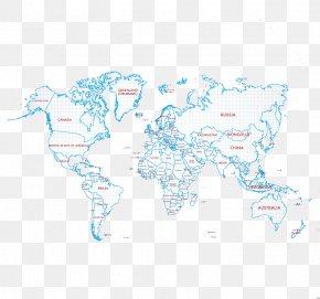 World Map - International Criminal Court Investigation In Uganda World Map Shutterstock PNG