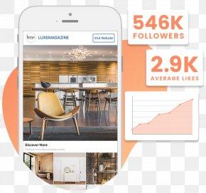 Social Media - Social Media Instagram Influencer Marketing Advertising PNG