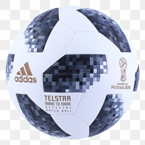 Fifa World Cup Ball - 2018 World Cup Adidas Telstar 18 List Of FIFA World Cup Official Match Balls PNG
