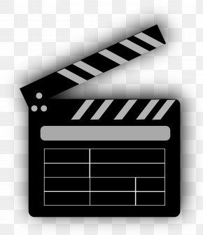 Clapperboard Download - Film Director Clapperboard Scene Clip Art PNG