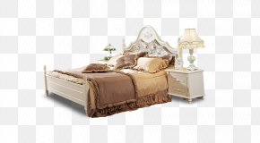 Bed - Bed Furniture Computer File PNG