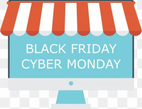 Black Friday - Cyber Monday E-commerce Retail Black Friday Shopping PNG