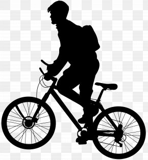 INSTANT DOWNLOAD BMX Rider Silhouettes Digital Graphics Clip Art 7 png files