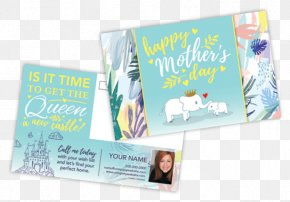 Happy Mothers Day Flyer - Father's Day Mother's Day One Step Services Lead Generation Post Cards PNG