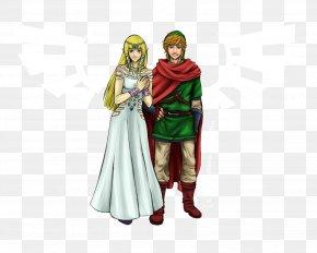 Zelda - Hero Drawing DeviantArt Goddess Fan Art PNG