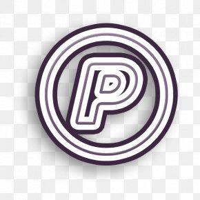 Symbol Logo - Circles Icon Line Icon Neon Icon PNG
