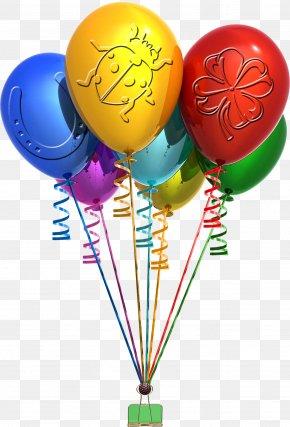 Balon - Balloon Birthday Party Clip Art PNG