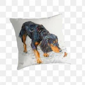 Pillow - Cocker Spaniel Dog Breed Throw Pillows Cushion PNG