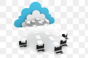 Cloud Information Transmission And Reception - Cloud Computing Cloud Storage Data Internet PNG