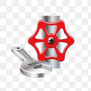 Exquisite Wrench And Valve - Plumbing Fixture Bathtub Sewerage Bateria Wodociu0105gowa Water Pipe PNG