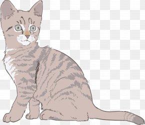 Kitten - Kitten Sphynx Cat Drawing Clip Art PNG