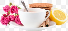 Afternoon Tea - Morning Friendship Love Wallpaper PNG