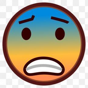Smiley - Smiley Emoji Face Eye PNG