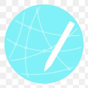 App IWeb - Turquoise Aqua Green PNG